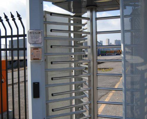 Ciudad de Panama - Sistemas de Control de Entrada y Salida -